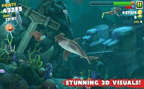 download game hungry shark evolution mod apk versi terbaru hungry shark evolution mod money gudang game android apptoko