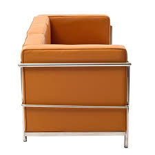 the article bellows is about the history of lc2 le corbusier chair