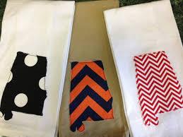 kitchen towel craft ideas alabama state towel alabama state raggy applique kitchen towels
