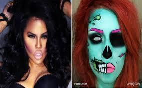 Lil Kim Halloween Costumes Lil Kim Accused Stealing Album Art Makeup Artist Bossip