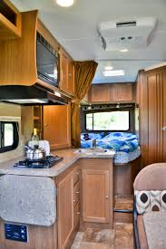 20 23 ft class c non slide motorhome rv rental usa