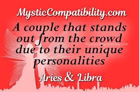 aries libra compatibility mystic compatibility