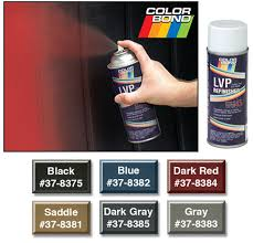 colorbond spray matches all your interior colors 1980 96 ford