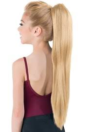 ponytail extension synthetic ponytail extension dancewear solutions