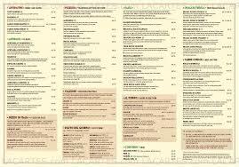 italia price 3 of 5 price lists menus italia ealing drinks