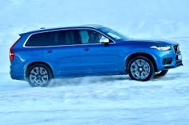 volvo jeep 2017 volvo xc90 t8 plug in hybrid first test review