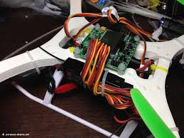 building a mini quadcopter for fpv personal drones