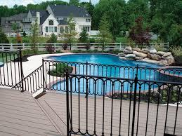 the 25 best metal deck railing ideas on pinterest deck railings
