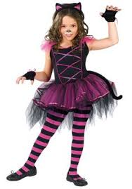 Cool Cat Halloween Costume Goth Prom Queen Child Costume Prom Queens Children Prom