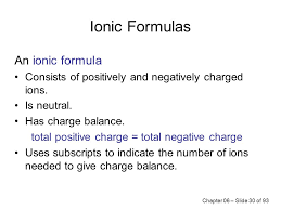 chapter 6 ionic compounds ppt download