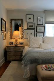 Small Space Bedroom Bedroom Wooden Bed Books Wall Frame Small Space Bedroom Designs