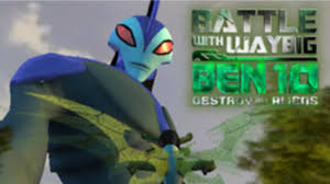 cartoon network games ben 10 battle big gameplay
