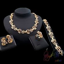 jewelry designs necklace sets images Online shop gold mangalsutra designs jewelry set artificial bridal jpg