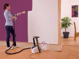 repeindre sa chambre comment peindre sa chambre avec un pistolet à peinture