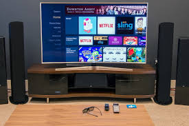 led tv with home theater system the 6 best 4k tvs available right now digital trends