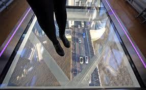 china u0027s first glass bottom bridge opens cnn travel