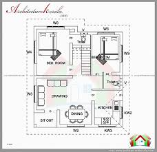 2 bedroom house floor plans house plan lovely 700 sq ft house plans kerala 700 sq ft house