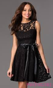 dress cheap modest sleeveless cheap lace dresses in blue black white