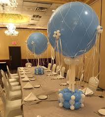 hot air balloon centerpiece balloon delivery west bloomfield royal oak novi michigan hot