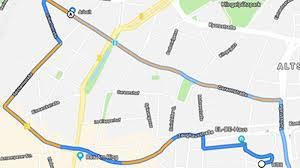 Google De Maps Service Routenplaner Google Maps Mit Zwischenstationen Digital