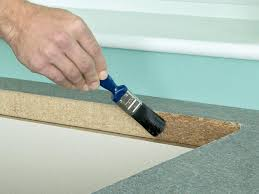 replacing kitchen faucet in granite faucet ideas