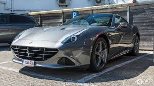 Ferrari California Gray - ferrari california t 11 june 2017 autogespot