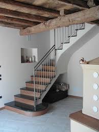 ringhiera per scala ringhiera per scala in abitazione privata tecos