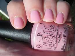 life in magazines nail polish of the moment opi pink a doodle