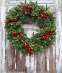 live christmas wreaths live christmas wreaths fraser fir wreaths