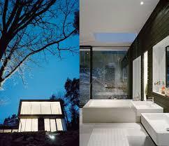 Modern Hillside House Plans Hillside House Plan Makes Contemporary Look Earthy