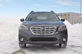subaru van 2015 review 2015 subaru outback 2 5i premium the truth about cars