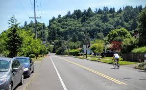 Ne Portland Bike Map by Rocky Butte A Bike Ride Up The Volcanoes Of East Portland