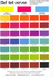 Best Color Codes by Chart Fiber Color Code Chart