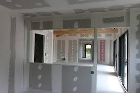 cloison cuisine salon ouverture dans la cloison cuisine salon realisée 11 juin