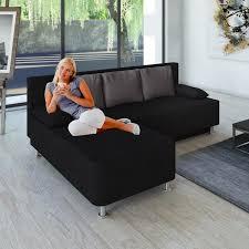 sofa schwarz ecksofa lavello x cm weiss schnipsel schwarz wei sofa on innen
