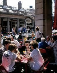 The Rock Garden Covent Garden Rock Garden Restaurant