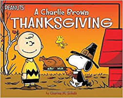 a brown thanksgiving peanuts pendergrass