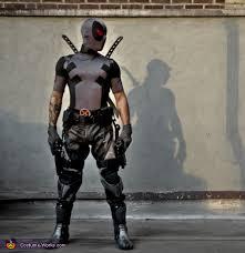 Deadpool Halloween Costume Kid Xforce Deadpool Halloween Costume Idea Photo 4 5