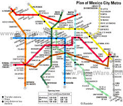 Map Of Mexico City by Mexico City Metro Map Pachuca Bless You