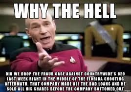 Justice Meme - the justice department is corrupt meme guy