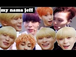 Jeffrey Meme - i m jeffrey jaehyun nct 127 meme youtube