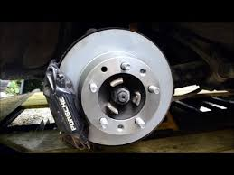 porsche 944 turbo brakes porsche 944 turbo s2 968 rear brake rotor replacement