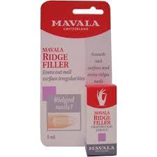 mavala ridge filler smoothes nail surface 5ml
