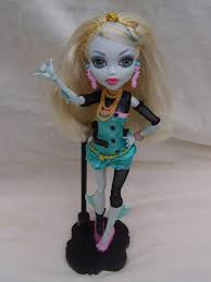 13 Wishes Lagoona Nuu U0027s Cusps Doll Review Monster High 13 Wishes Lagoona Blue