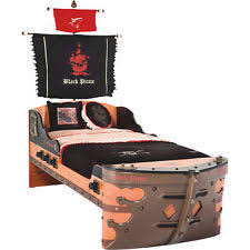 Pirate Ship Bedroom by Pirate Ship Bed Ebay