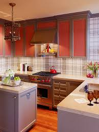 Kitchen With Red Appliances - 70 best kitchen with red cabinets and concrete countertops ideas