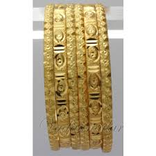gold bangle bracelet sets images Imitation gold bangles indian bangle bracelets 4 pieces set jpg