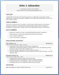 Resume Templates In Ms Word Free Resume Templates Microsoft Word Resume Template And