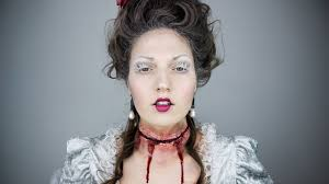 marie antoinette halloween makeup special effects sfx youtube