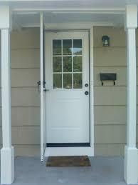 Therma Tru Exterior Door Doors A J Mccullough Carpentry Llc